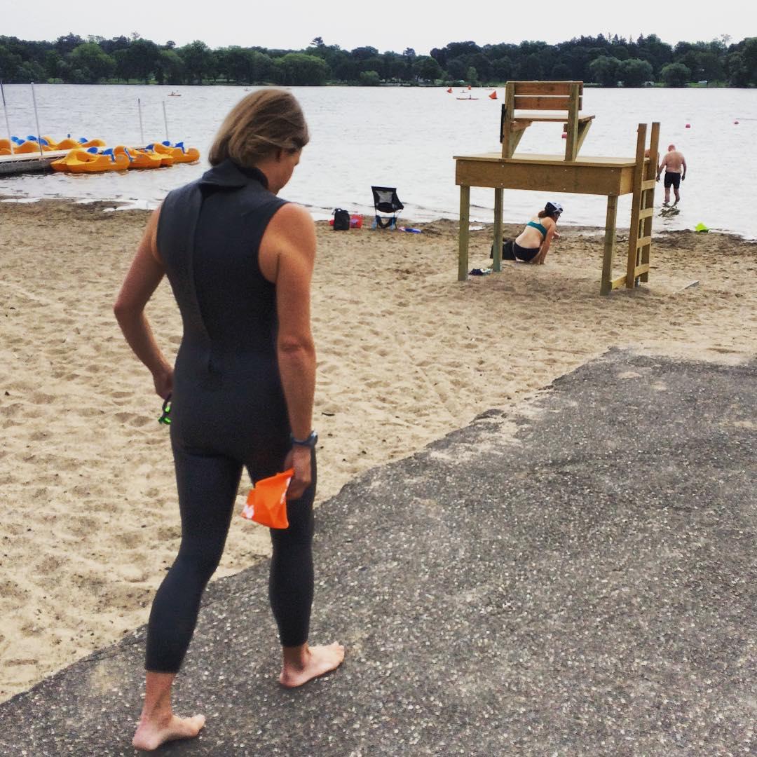 Open Swim practice
